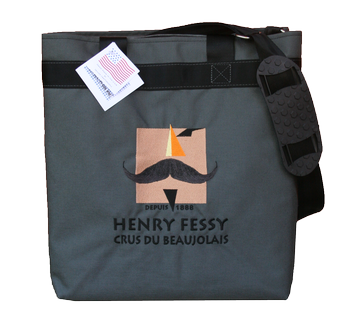 Henry Fessy Wine Bag